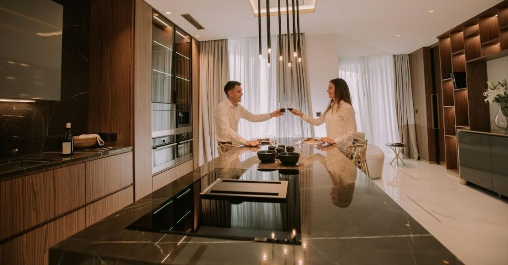 Benefits of a luxury apartment