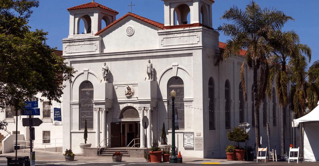 Our Lady Rosary Church, San Diego