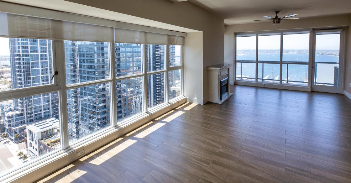 Allegro Tower's apartment
