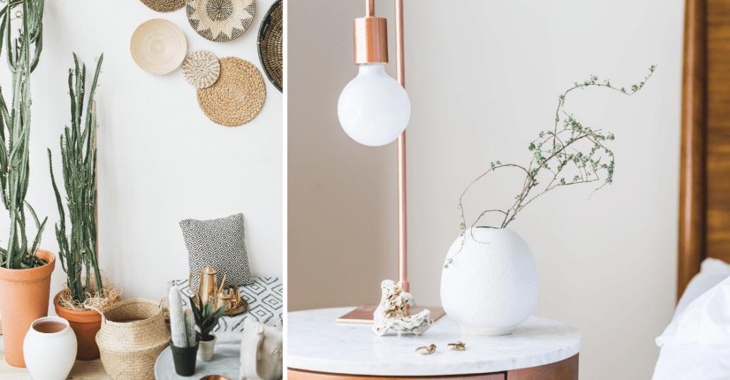 Light, airy decor ideas