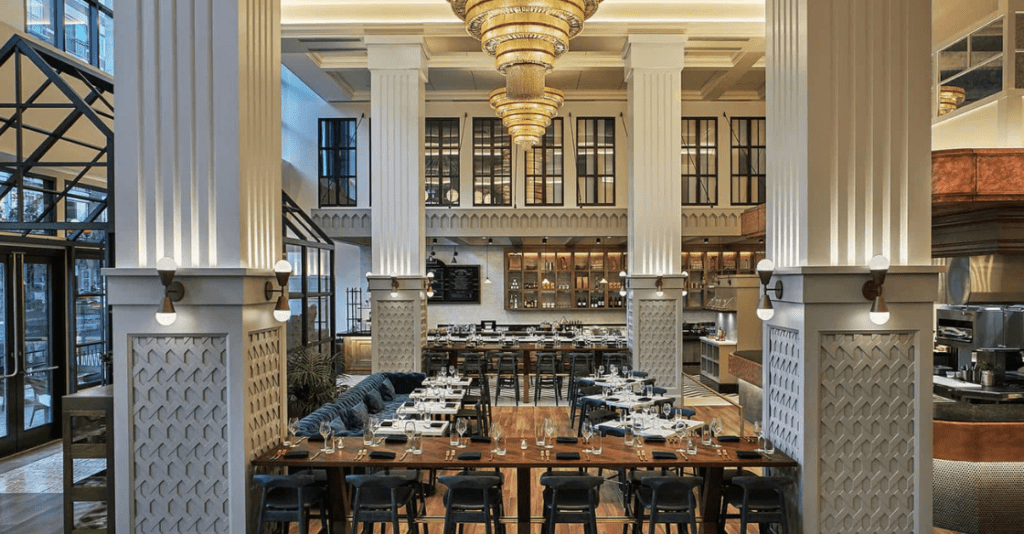 Provisional Kitchen, at the Pendry Hotel, San Diego